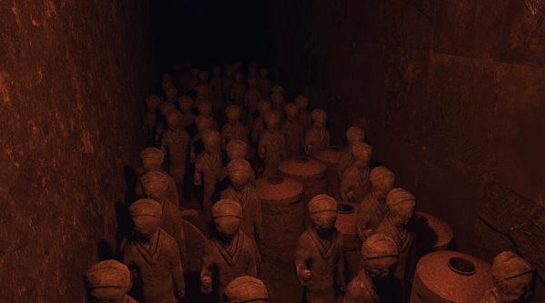 Císařské mausoleum – Terakotová armáda