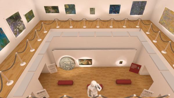 Virtuální muzeum umění