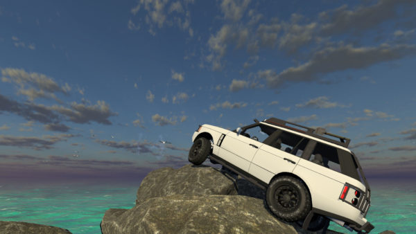 Off-Road Paradise: Trial 4×4