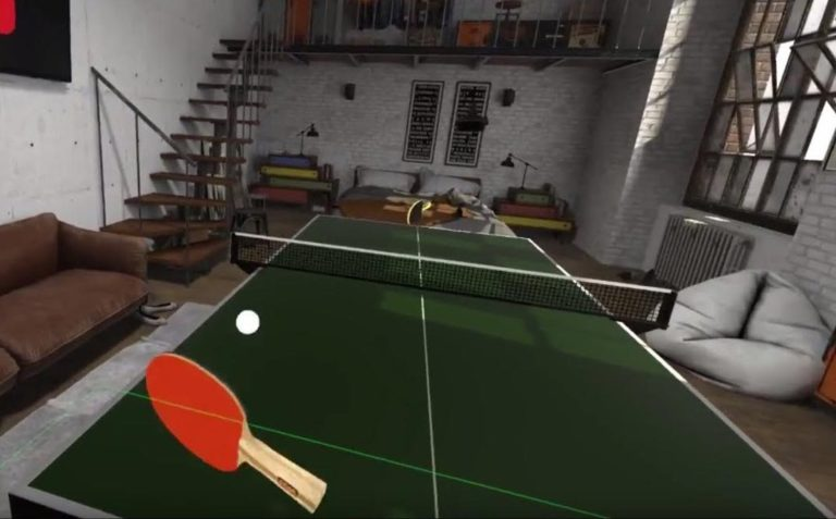 Eleven: Table Tennis